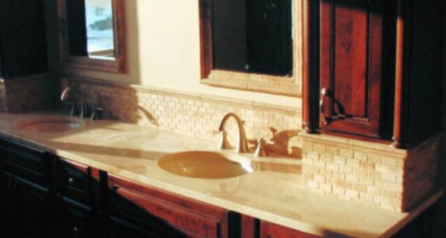 Granite Countertops and Vanity Tops at All Granite And Marble Corp